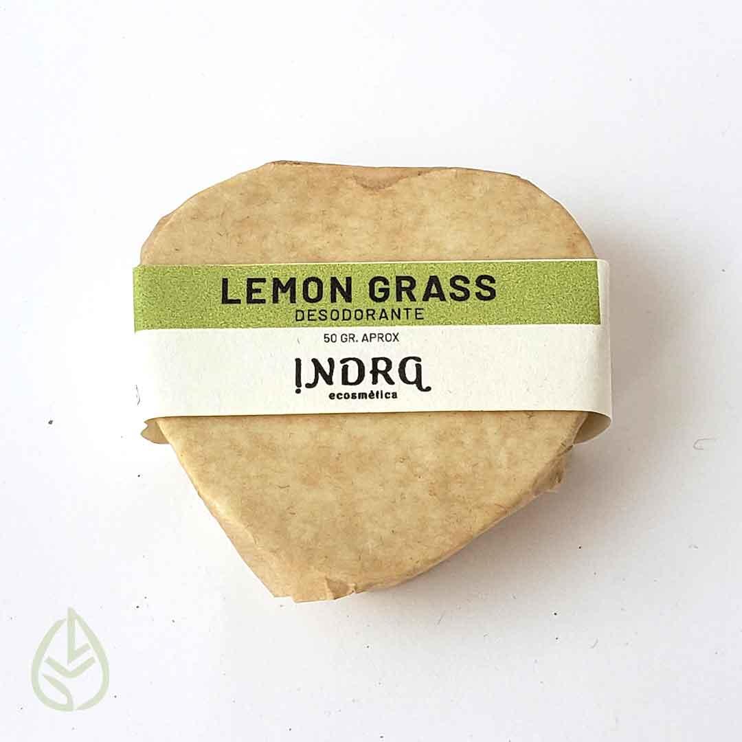 indra desodorante lemongrass ecofriendly natural germina