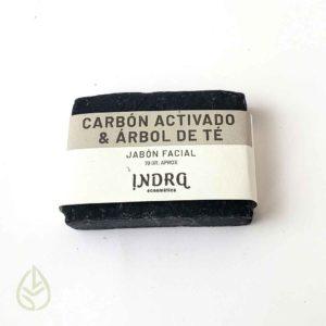 indra jabon carbon activado germina ecofriendly