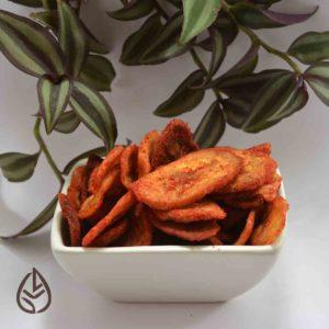 chips platano enchilado germina tienda a granel zero waste mexico munchies snacks