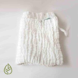 manta cielo sustentable tela lechada germina tienda a granel zero waste mexico