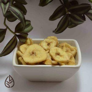 platano deshidratado chips natural germina tienda a granel zero waste mexico munchies snacks