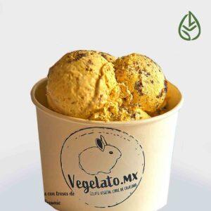 helado vegano leche soya vegan baseplant vainilla brownie germina tienda a granel zero waste mexico