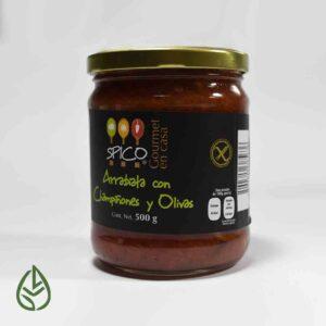 salsa jitomate pasta ragu arrabiata spico germina tienda a granel zero waste mexico